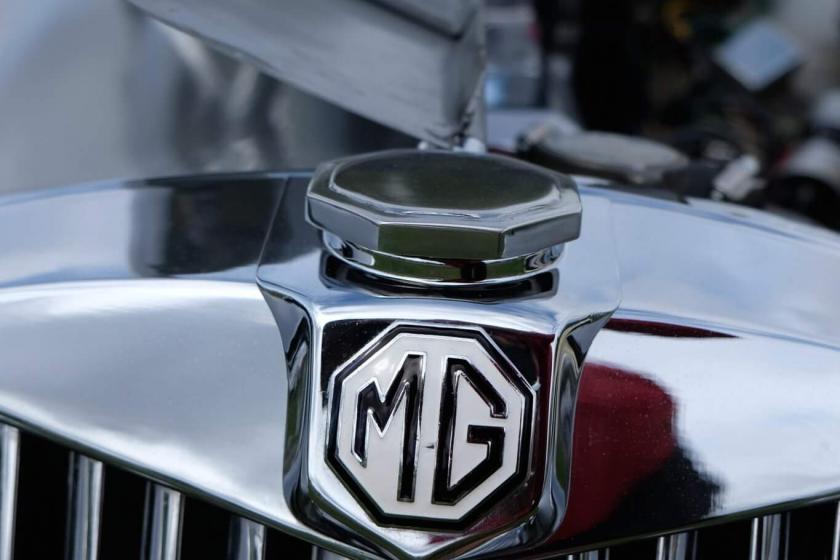 mg elektrische auto