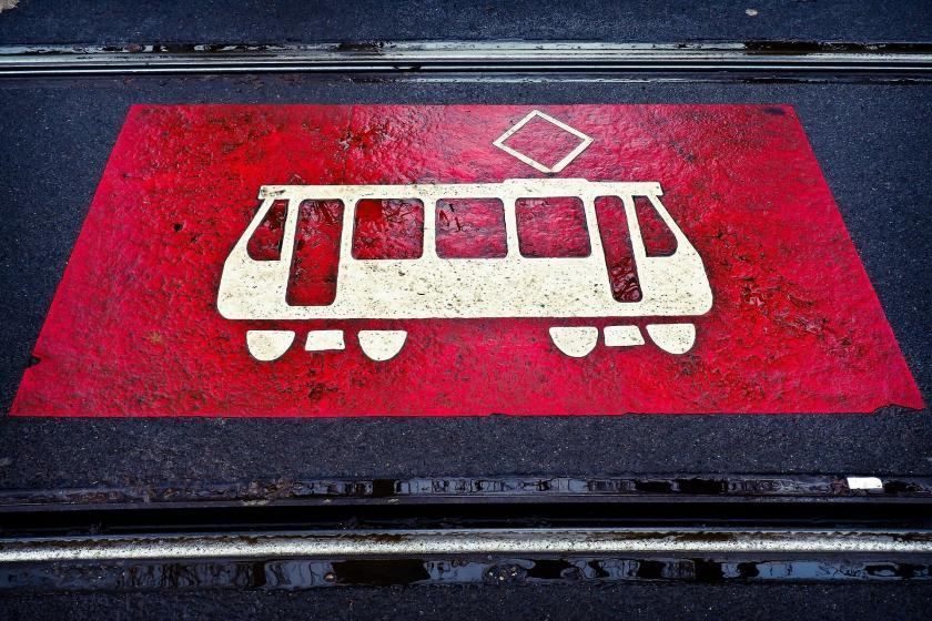 Opladen tram