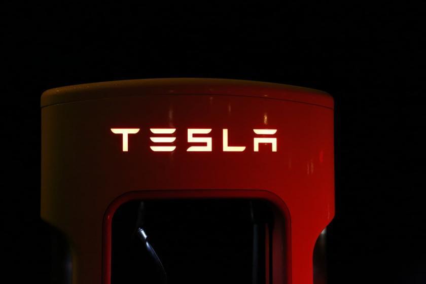 Tesla batterij