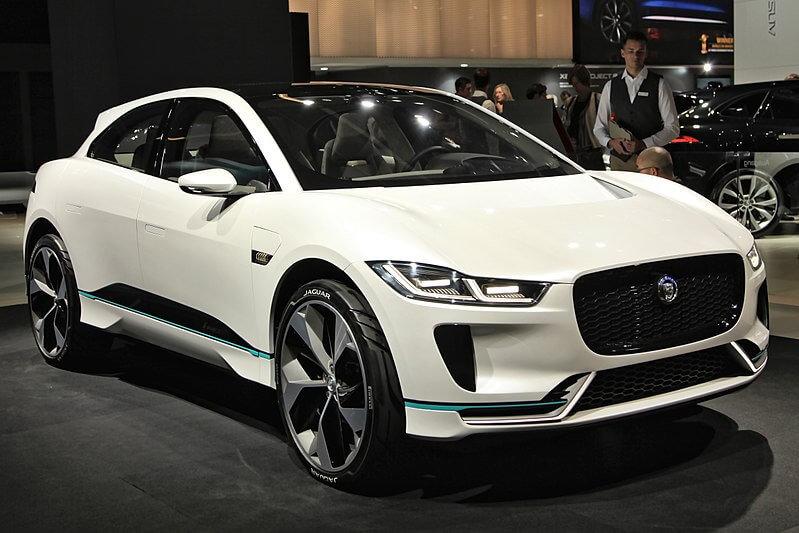 Informatie Over De Elektrische Auto Jaguar I Pace