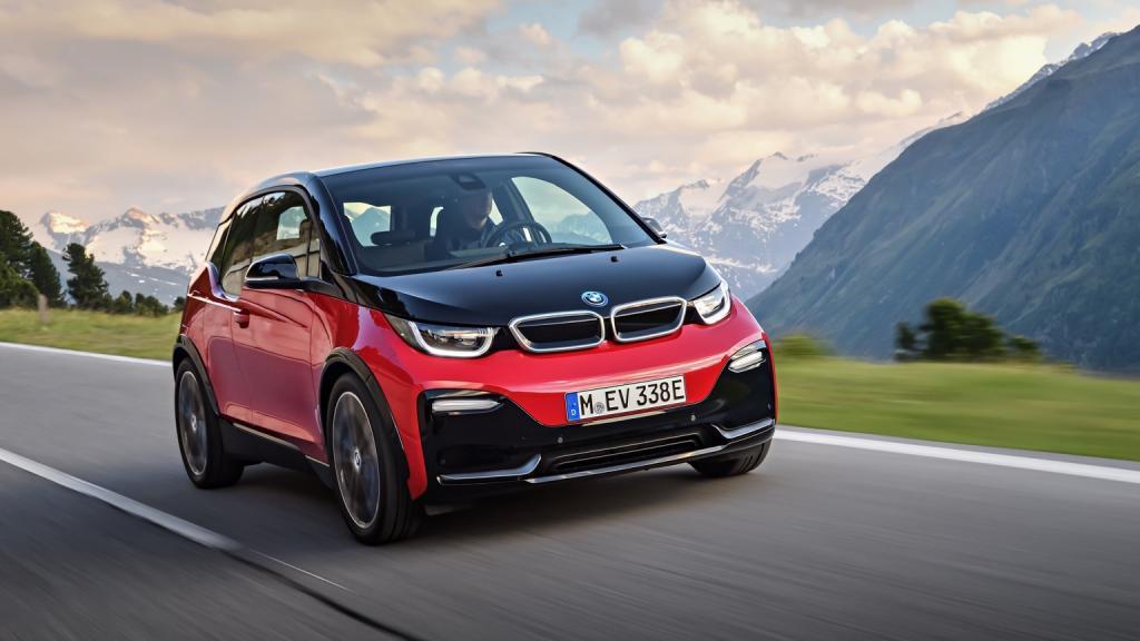 BMW i3s Range Extender