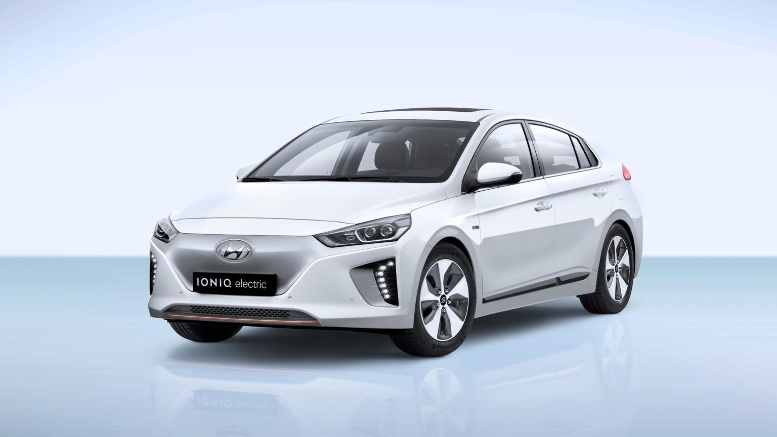 Hyundai IONIQ Gen 2 Electric