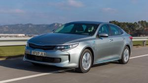 Kia Optima Plug-in Hybrid