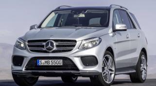 Mercedes GLE 500e Plug-In