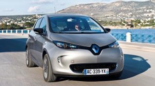 Renault Zoe R90 Entry