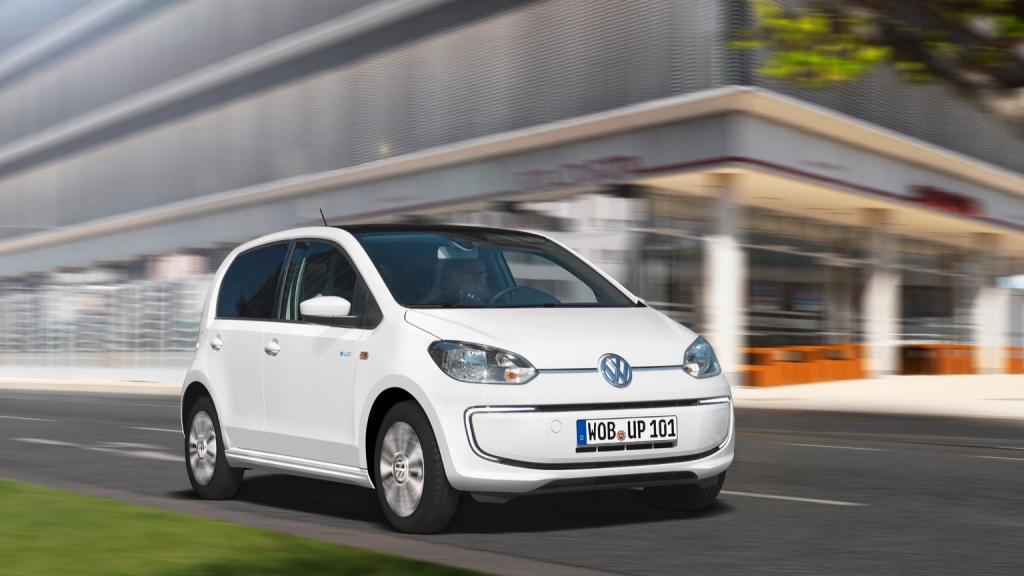 Volkswagen e-Up! Gen 2