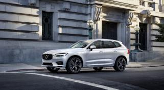 Volvo XC-60 T8 Twin-Engine
