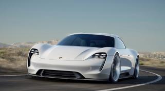 Porsche Taycan - Mission E
