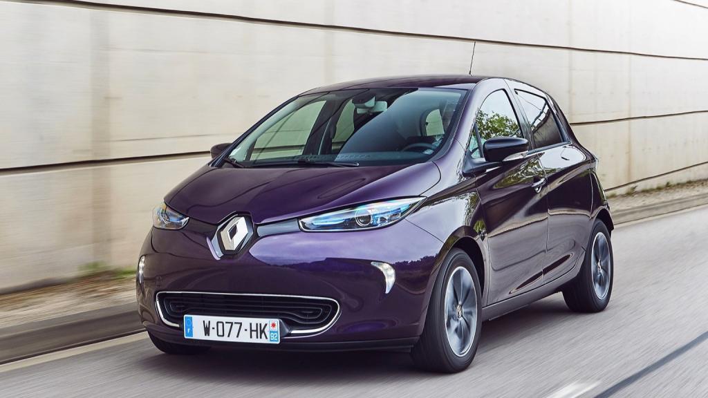 Renault Zoe R90
