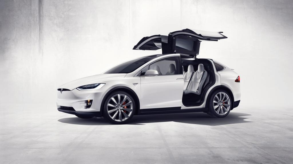 Tesla Model X Performance