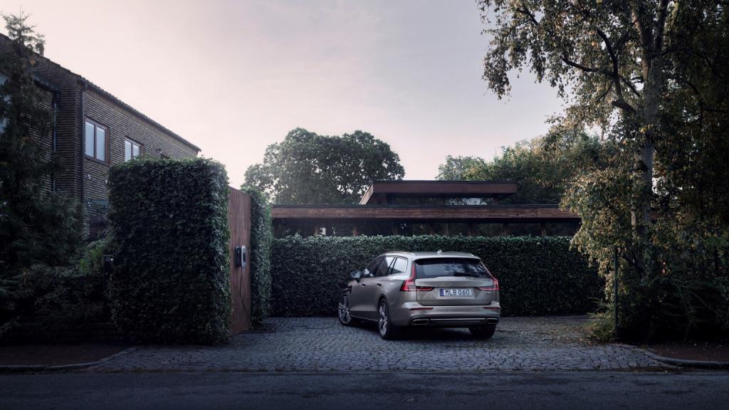 Volvo V60 T8 Twin-Engine