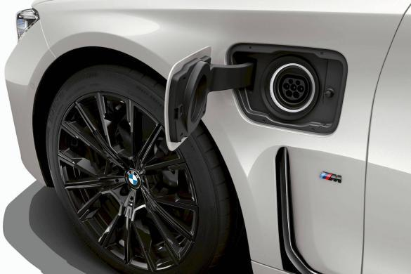 Nieuwe BMW 745e heeft doorontwikkeld hybridesysteem