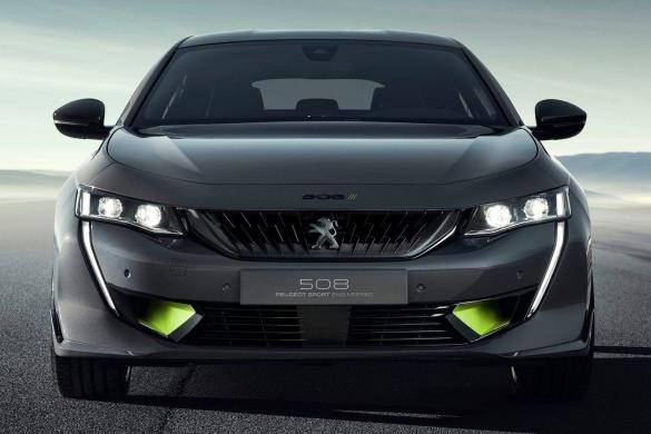 Peugeot 508 Sport Engineered Concept met hybride power