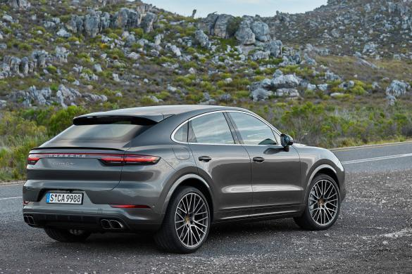 Porsche brengt Cayenne Coupé