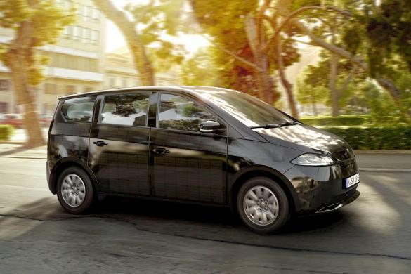 De Sion van Sono Motors
