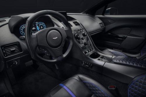Aston Martin onthult volledig elektrische Rapide E