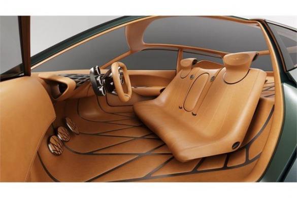 Genesis komt met Mint Concept hatchback