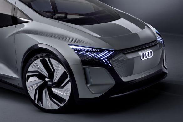 Audi AIME voorkant