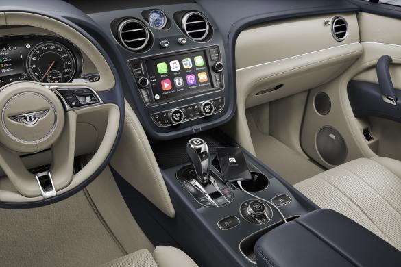 Bentley Bentayga Hybrid - 22