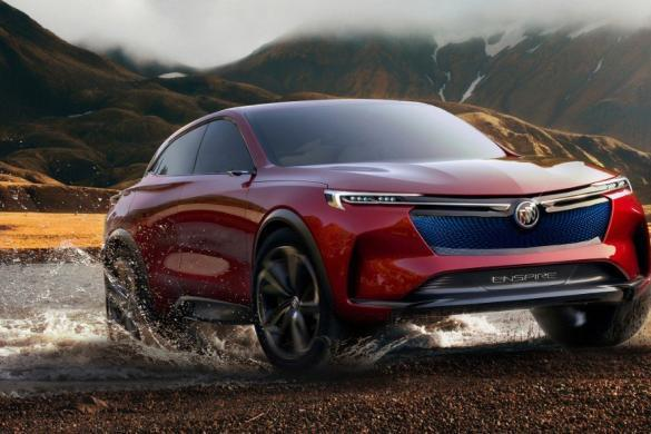 Buick Enspire all-electric Concept SUV (3)