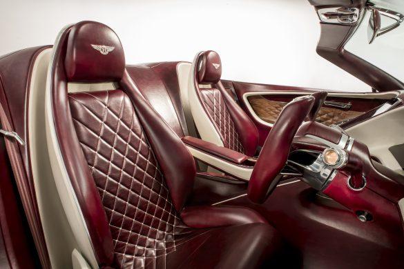 EXP 12 Speed 6e - Interior Seats