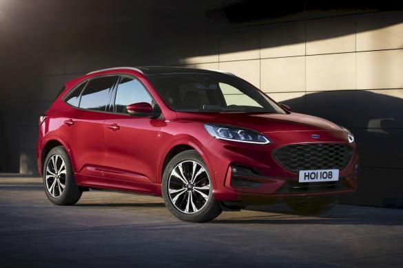 Ford introduceert nieuwe generatie Kuga