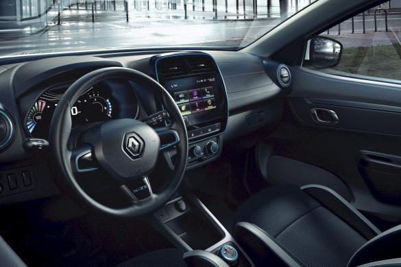 Renault presenteert compacte elektrische SUV voor Chinese markt