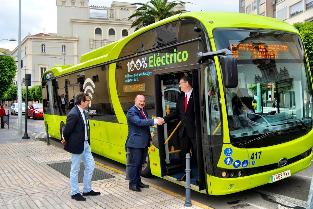 BYD elektrische bus