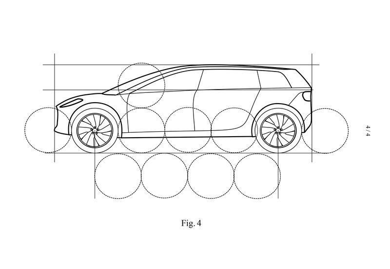Dyson Patent Elektrische Auto 2