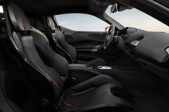 Ferrari SF90 Stradale Interieur 2