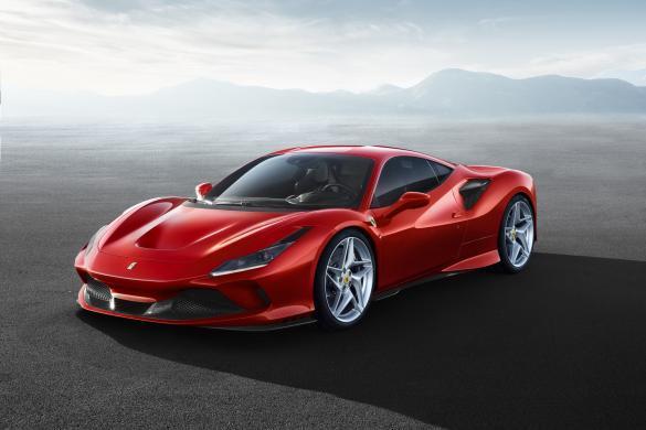 Ferrari Tributo