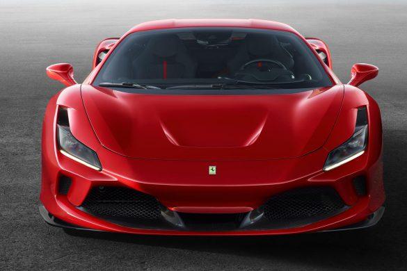 Ferrari Tributo Voorkant