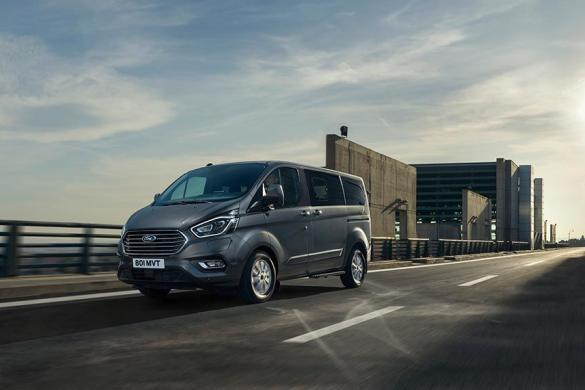 Ford Tourneo Hybrid