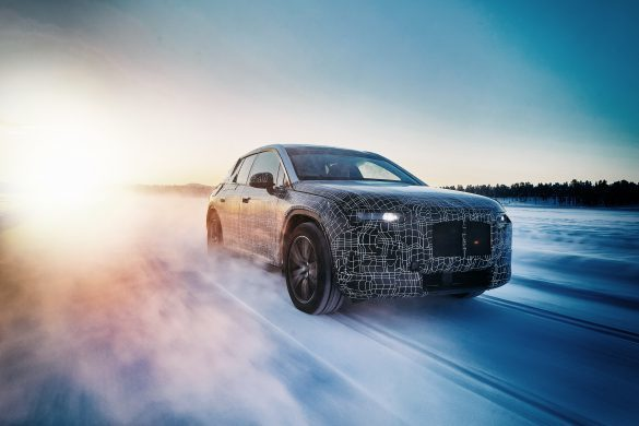 BMW iNEXT Winter