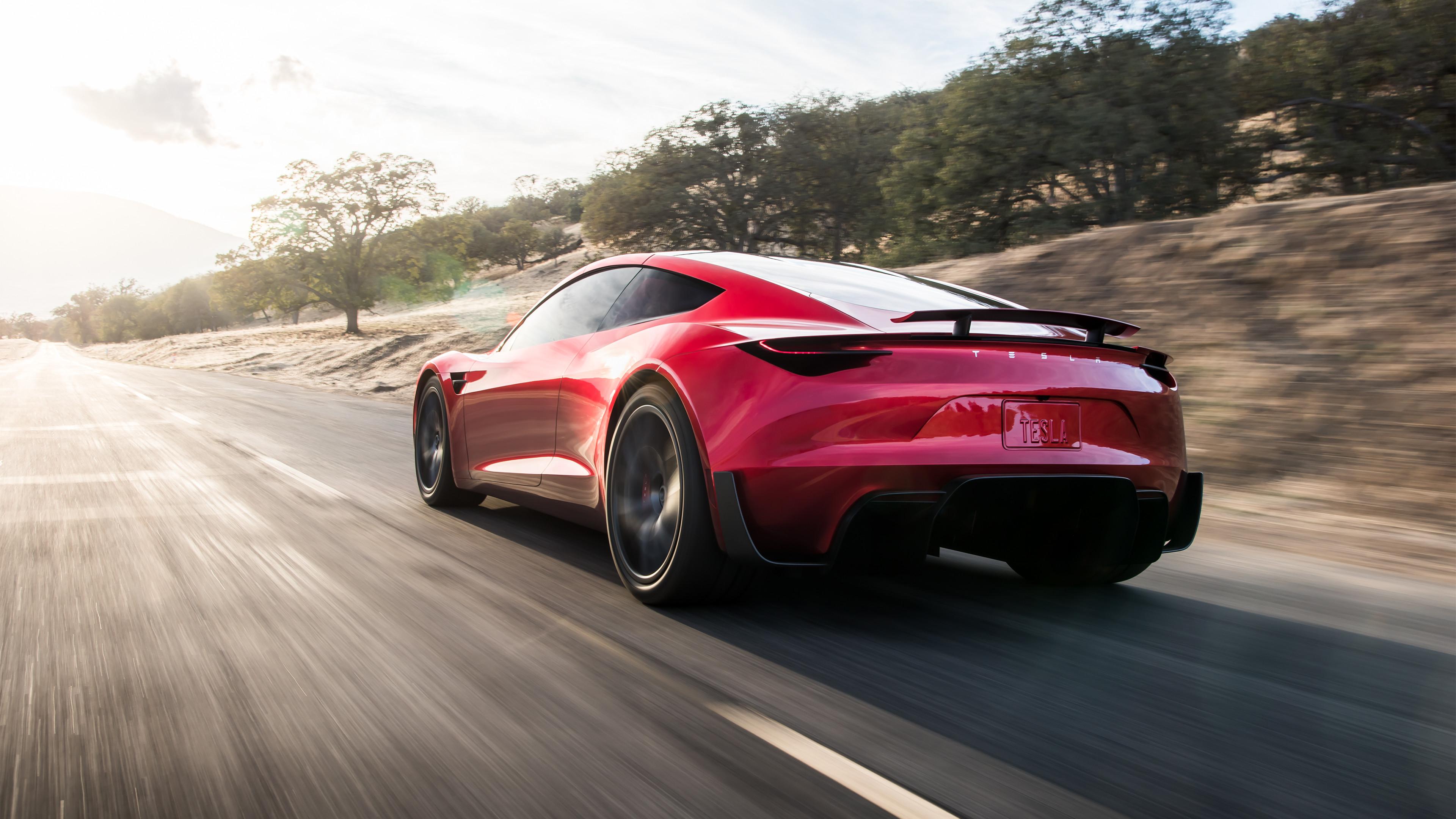 De Tesla Roadster Heeft Een Actieradius Van 1000 Km Elektrischeauto Nl