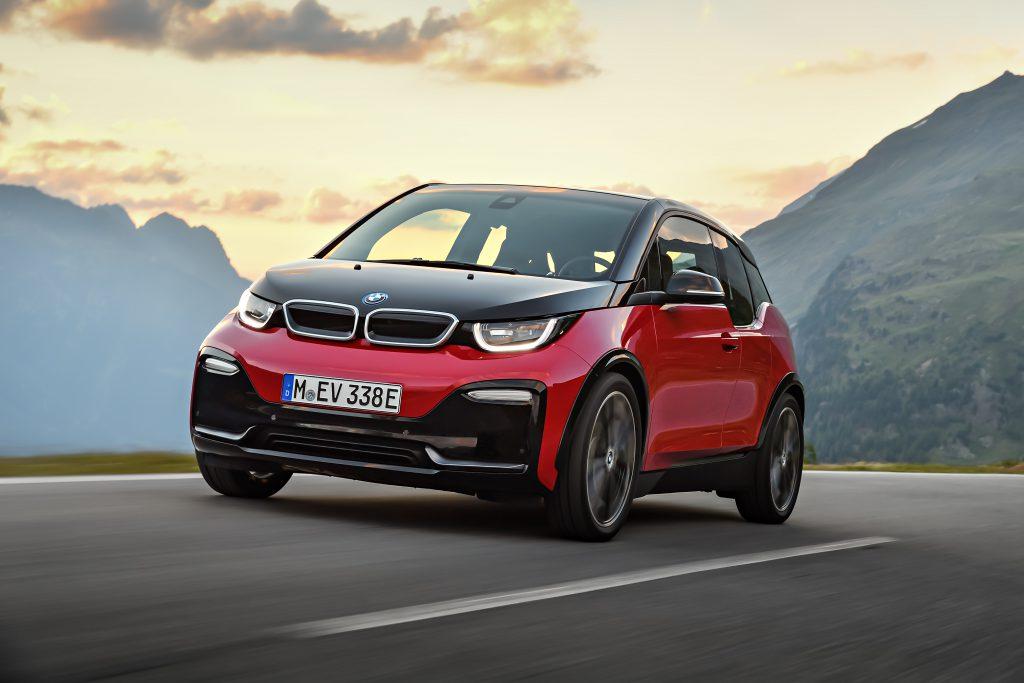 De 10 meest waardevaste elektrische auto's - BMW i3