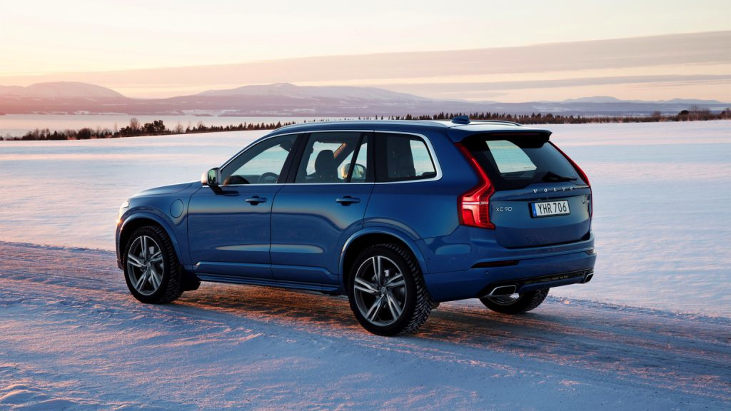 Volvo XC90 T8 Twin-Engine