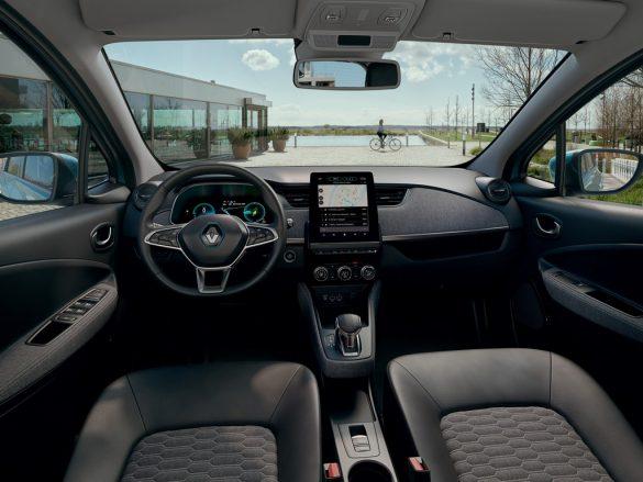 Renault Zoe - interieur