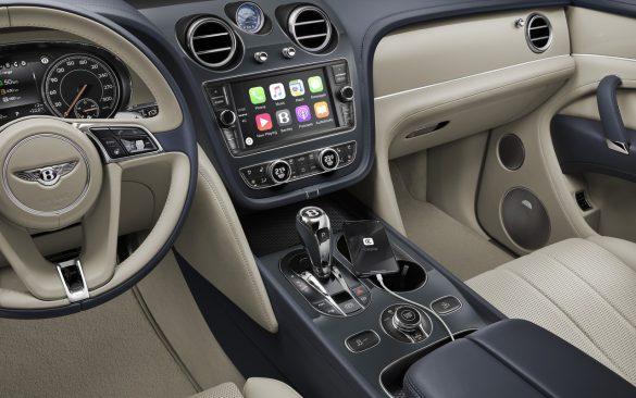 Bentley Bentayga Hybrid - stuur