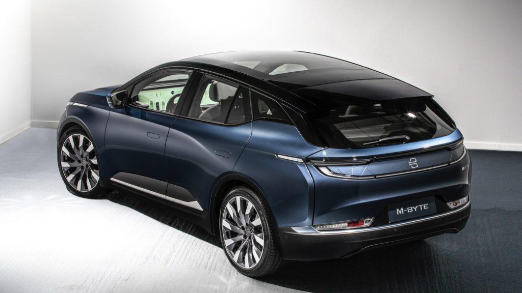 Byton M-Byte 95 kWh 2WD