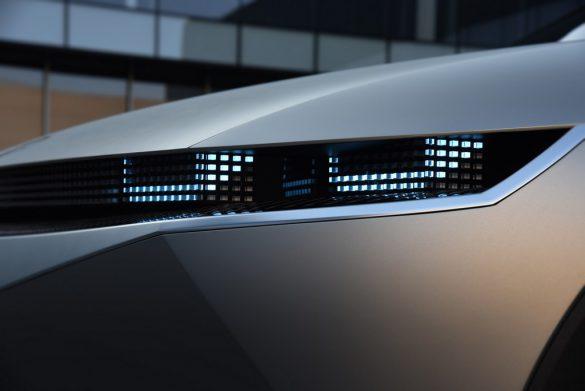 Hyundai 『45』concept - neus