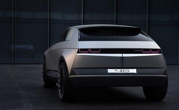 Hyundai 『45』concept - achterkant