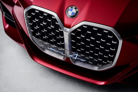 BMW Concept 4 - nieren