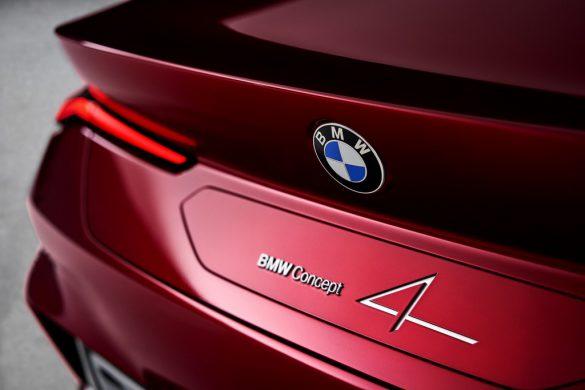 BMW Concept 4 - achterkant