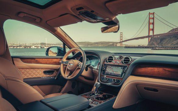 Bentley Bentayga Hybrid - interieur