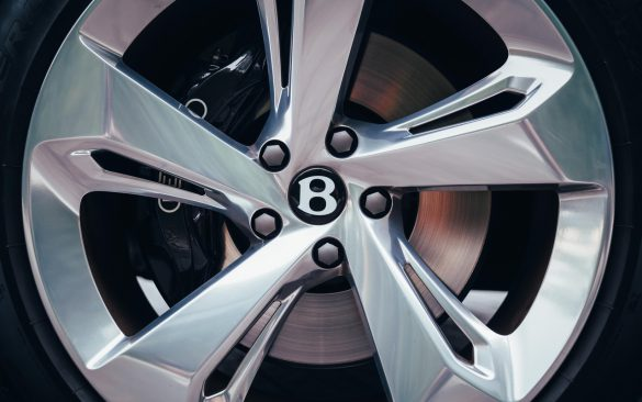 Bentley Bentayga Hybrid - velg