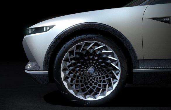 Hyundai 『45』concept - velg