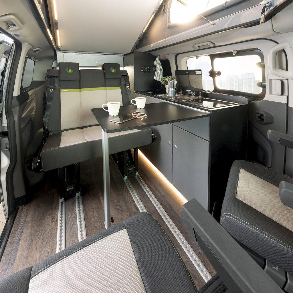 Dethleffs Globevan e.Hybrid buscamper