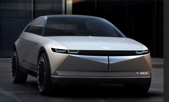 Hyundai 『45』concept - voorkant