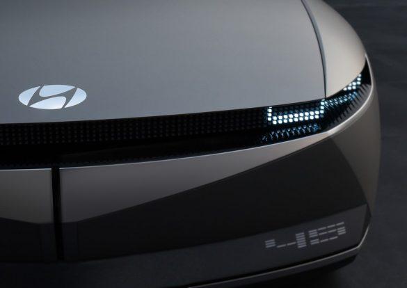 Hyundai 『45』concept - ledlamp